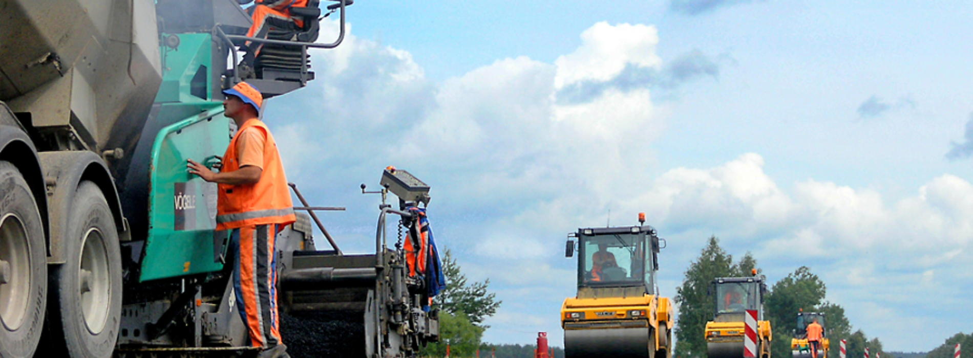 Improve Your Neighborhood with a Road Construction Company