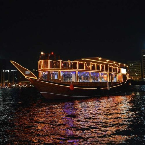 Creek Cruise Dinner – Enjoy the Best Dinner of Your Life