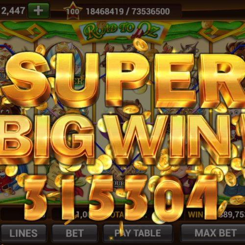 Online slot games for big wins