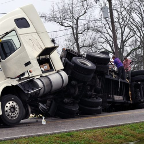 Most Common causes of 18-Wheeler Accidents