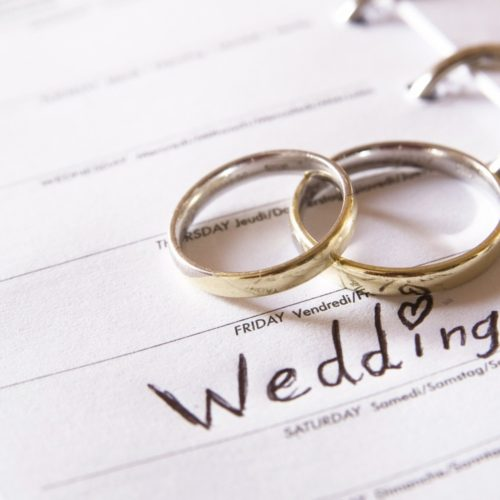 Information Regarding Proper Wedding Planning