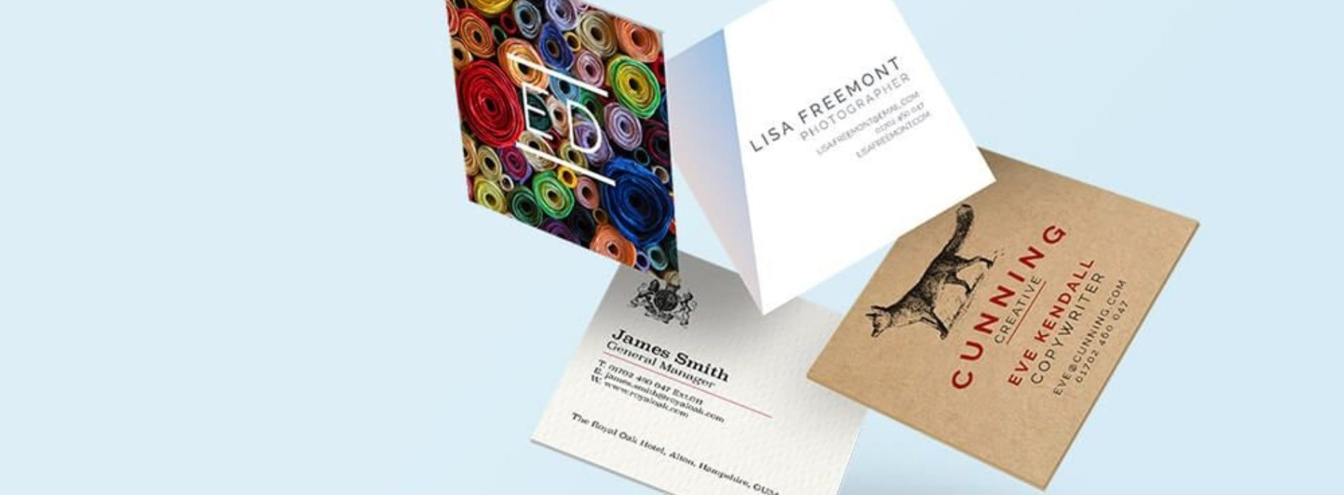 Effective Business Card Printing