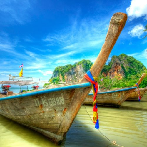 Plan a trip to Thailand from India