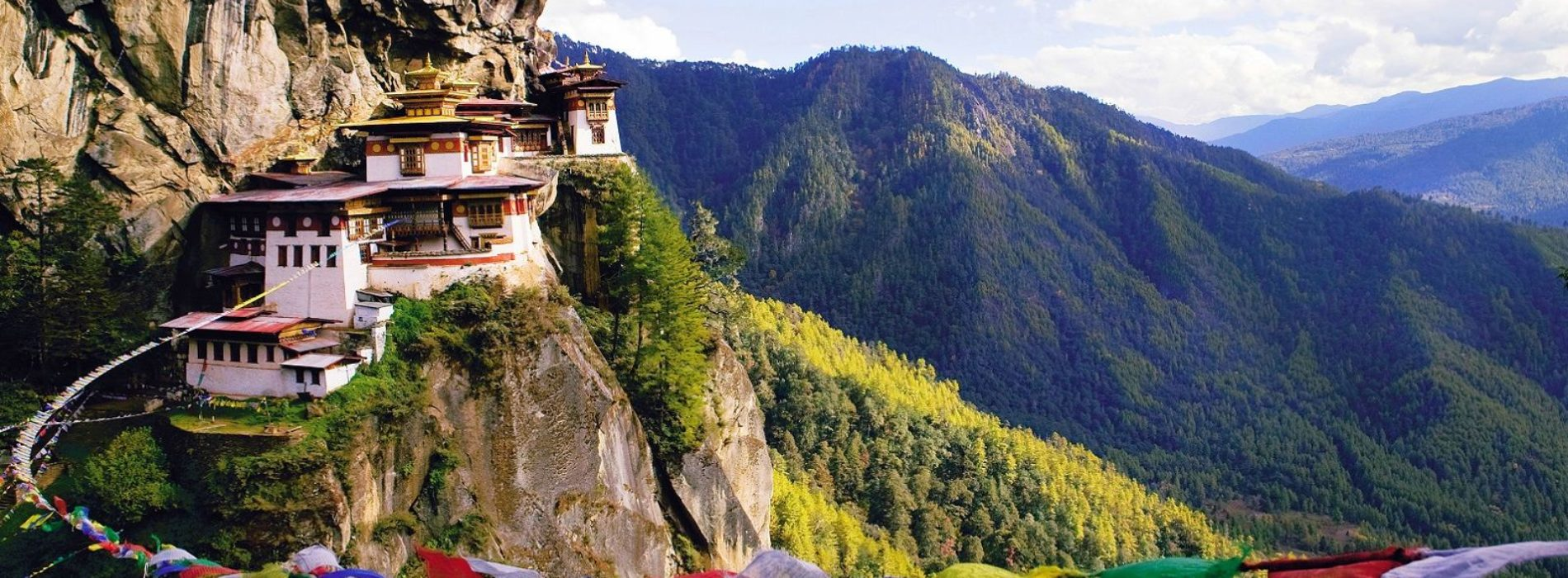 Plan a trip to Bhutan from India