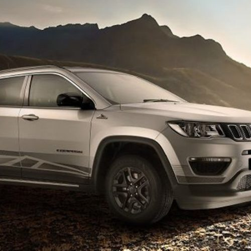 Jeep Compass Could Get Sunroof; Black Pack Edition Launch Soon