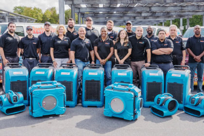 Why Fire and Water Restoration Franchise Offer a Great Return on Investment (ROI)