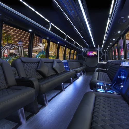 Party Bus Rentals – Things to inquire before booking it